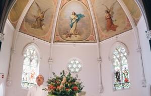 Good Shepherd Chapel Bursaria