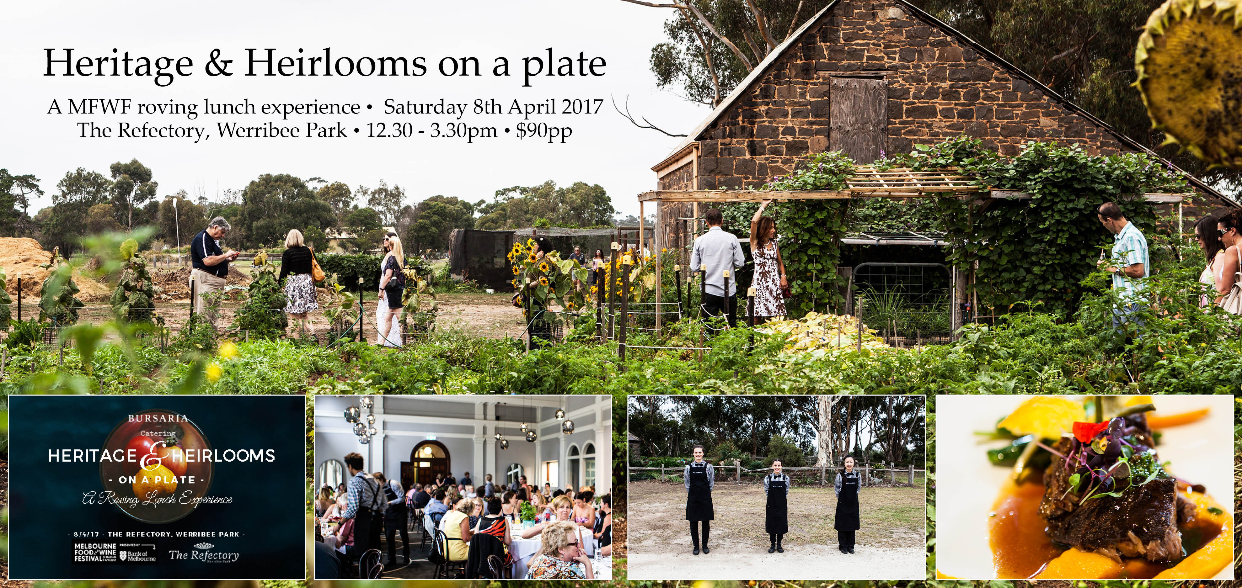 Bursaria-Fine-Foods-Heritagae-and-Heirlooms-on-a-plate-melbourne-food-wine-festival-2017-melbourne-the-refectory-werribee-park