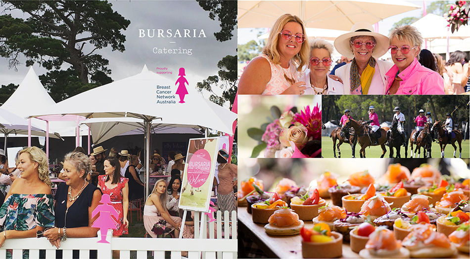 Bursaria-melbourne-caterer-werribee-mansion-polo-ladies-day-breast-cancer-network-australia