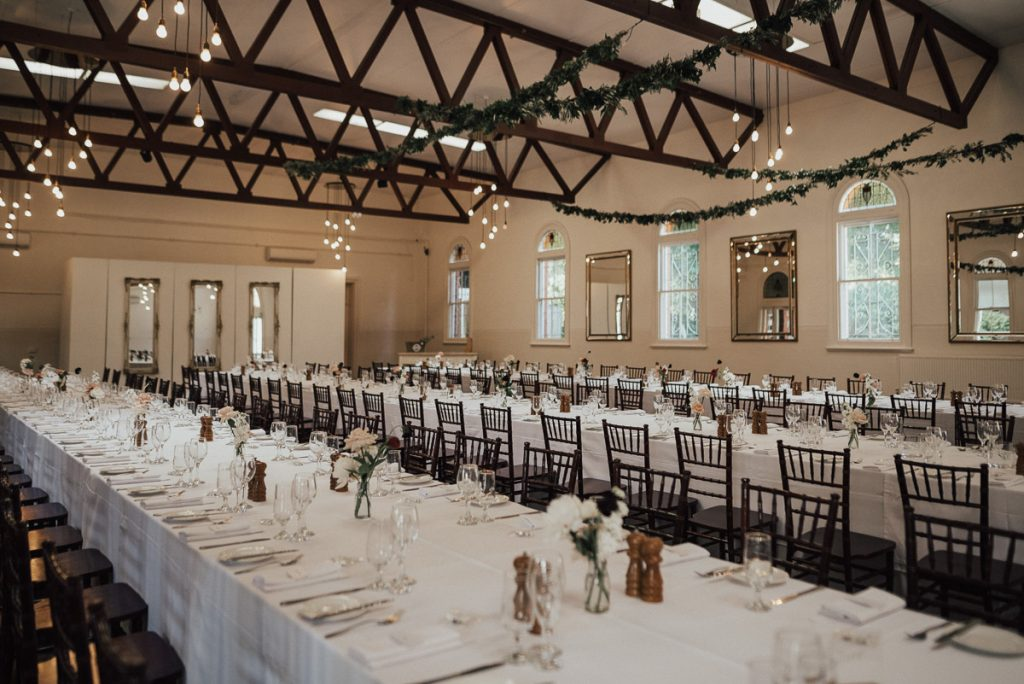 Abbotsford Convent Wedding Reception Melbourne